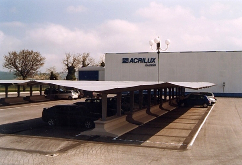 Acrolux, Recanati (MC) - Cover Car doppio